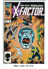 X-Factor #006 © July 1986 Marvel Comics