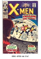 The X-MEN #037 © October 1967 Marvel Comics