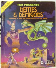 Deities and Demigods Cyclopedia © 1980 tsr2013