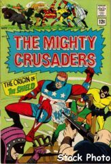 The Mighty Crusaders #1 © November 1965 Archie Comics