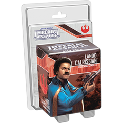 Star Wars Imperial Assault: Lando Calrissian Ally Pack © 2016 SWI27