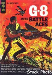G-8 and His Battle Aces #1 © October 1966 Gold Key