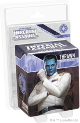 Star Wars Imperial Assault: Thrawn Villain Pack © 2018