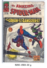 Amazing Spider-Man #023 © April 1965 Marvel Comics