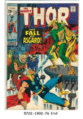 Thor #175 © April 1970 Marvel Comics