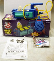 GhostBusters Ghost Trap © 1989 Kenner