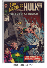 Tales to Astonish #086 © December 1966 Marvel