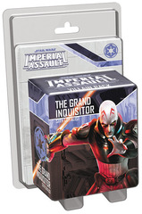 Star Wars Imperial Assault: The Grand Inquisitor Villain Pack © 2016 FFG SWI30