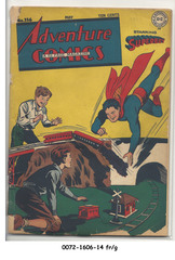 Adventure Comics #116 © May 1947