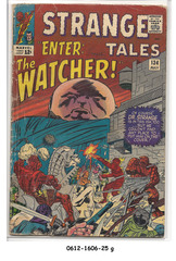 Strange Tales #134 © July 1965 Marvel Comics