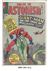 Tales to Astonish #055 © May 1964 Marvel