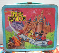 Disney's Magic Kingdom Lunch Box © Aladdin 1980