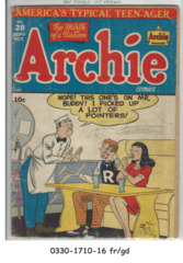 Archie Comics #028 © September-October 1947