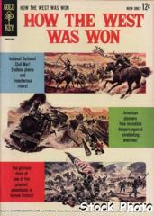 How the West Was Won © July 1963 Gold Key