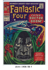 Fantastic Four #057 © December 1966, Marvel Comics