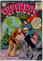 Superboy #049 © June 1956 DC Comics
