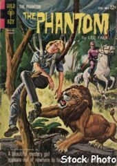The Phantom #06 © February 1964 Gold key