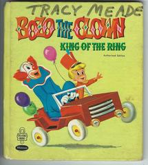 Bozo the Clown, King of the Ring © 1960 Whitman, Tell-A-Tale