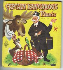 Captain Kangaroo's Picnic © 1959 Whitman, Tell-A-Tale #2547