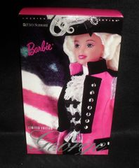 Barbie George Washington  © 1996 Mattel FAO Schwarz American Beauties Collection