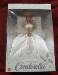Barbie Disney's Cinderella Doll © Mattel 18505 KB Toys Winter Dreams