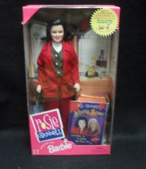 Barbie's Friend Rosie O'Donnell © 1999 Mattel #22016