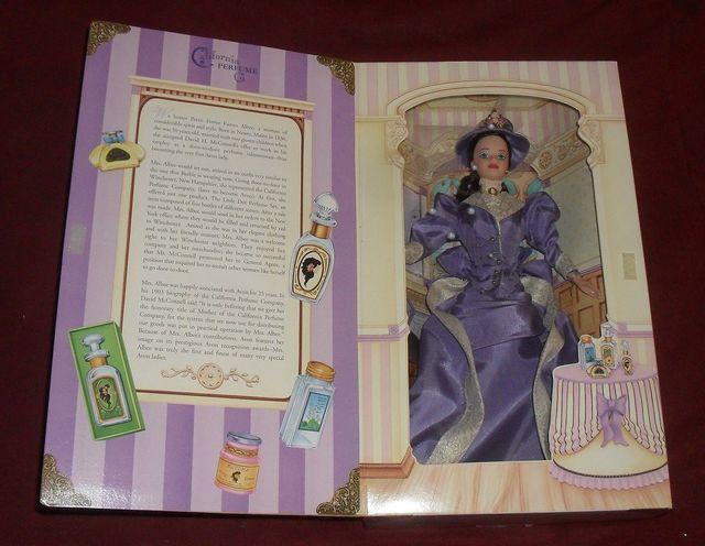 Barbie as Mrs. P.F.E. Albee © Mattel An Avon Exclusive 1st In A Series 17690