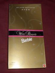 Barbie Winter Rhapsody © 1996 Mattel 16353 An Avon Exclusive Special Edition