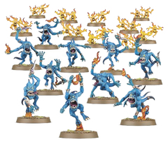 Tzeentch Daemons of Tzeentch Blue Horrors GAW 9730