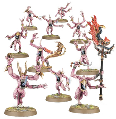 Tzeentch Daemons of Tzeentch Pink Horrors GAW 9712