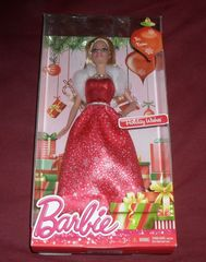 Barbie Holiday Wishes © 2014 Mattel CCP45