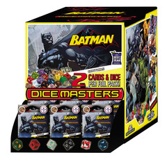 DC Dice Masters: Batman 90 Count Gravity Feed © 2017