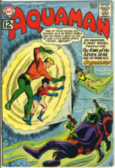 Aquaman v1#04 © August 1962 DC Comics