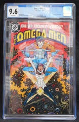 Omega Men #03 (Jun 1983, DC) CGC 9.6
