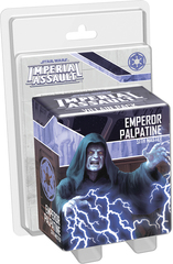 Star Wars Imperial Assault: Emperor Palpatine Villain Pack © 2017