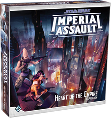 Star Wars Imperial Assault: Heart of the Empire Campaign Expansion © 2017