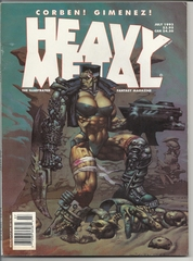 Heavy Metal v17#3 July 1993