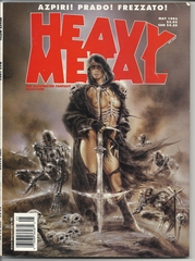 Heavy Metal v17#2 May 1993