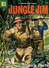 Jungle Jim v2#13 © July-September 1957 Dell