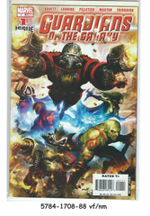 Guardians of the Galaxy #1 (Jul 2008, Marvel)