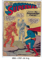 Superman #145 (May 1961, DC)