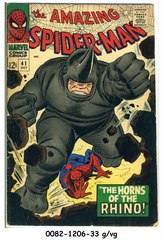 Amazing Spider-Man #041 © October 1966 Marvel Comics