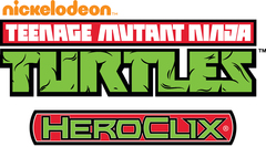 Teenage Mutant Ninja Turtles HeroClix: Unplugged Gravity Feed Pack