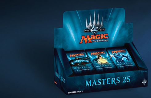 Masters 25 (24ct) Booster Box