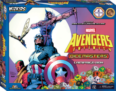 Marvel Dice Masters: Avengers Infinity Campaign Display (8) © 2018