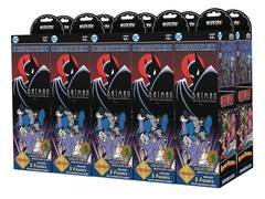 DC HeroClix: Batman The Animated Series Booster Brick (10) © 2018