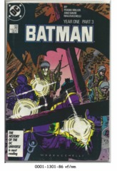 Batman #406 © April1987 DC Comics