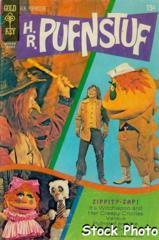 H. R. Pufnstuf #1 © October 1970 Gold Key