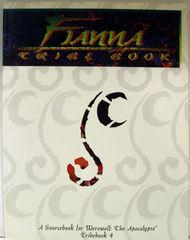 WEREWOLF THE APOCALYPSE FIANNA TRIBE BOOK © 1994 ww4325