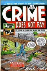 Crime Does Not Pay #069 © November 1948